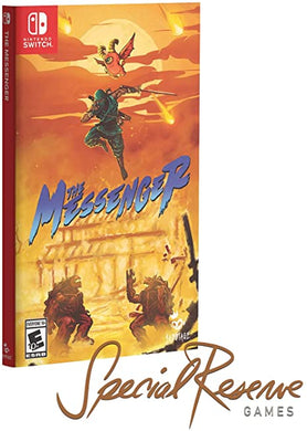 The Messenger (Nintendo Switch)
