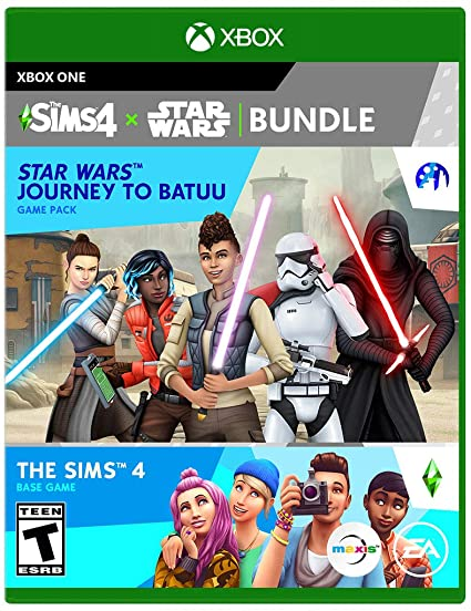 The Sims 4 & Star Wars Bundle (Xbox One)