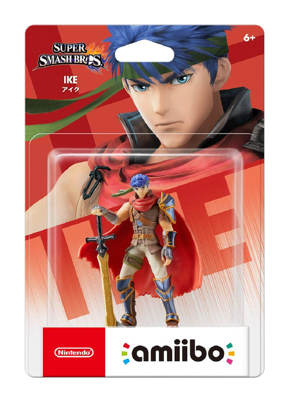 Ike - Super Smash Series (Amiibo)