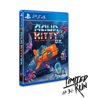 Aqua Kitty DX (Limited Run) (Playstation 4 / PS4)