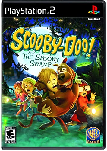 Scooby Doo and the Spooky Swamp (Playstation 2 / PS2)