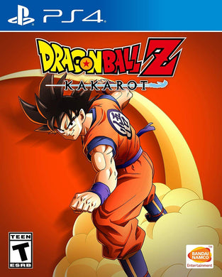 Dragon Ball Z: Kakarot (Playstation 4 / PS4)