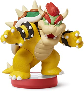 Bowser - Super Mario (Amiibo)