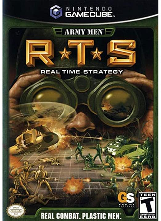 Army Men RTS (Gamecube)