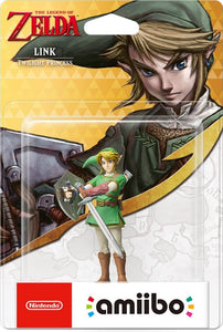 Link - Twilight Princess (Amiibo)