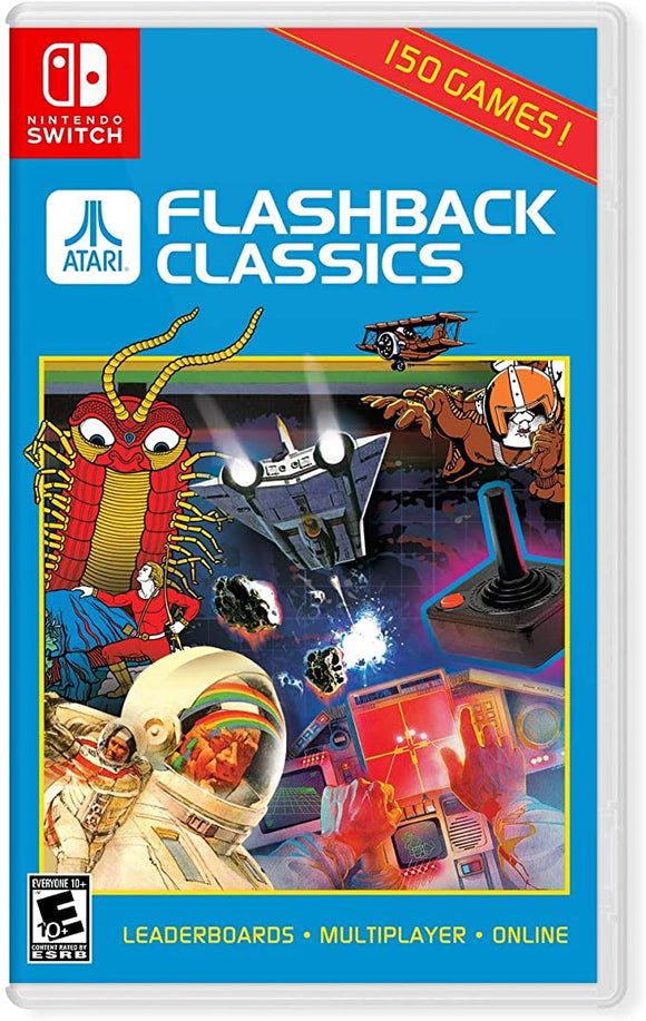 Atari Flashback Classics (Nintendo Switch)