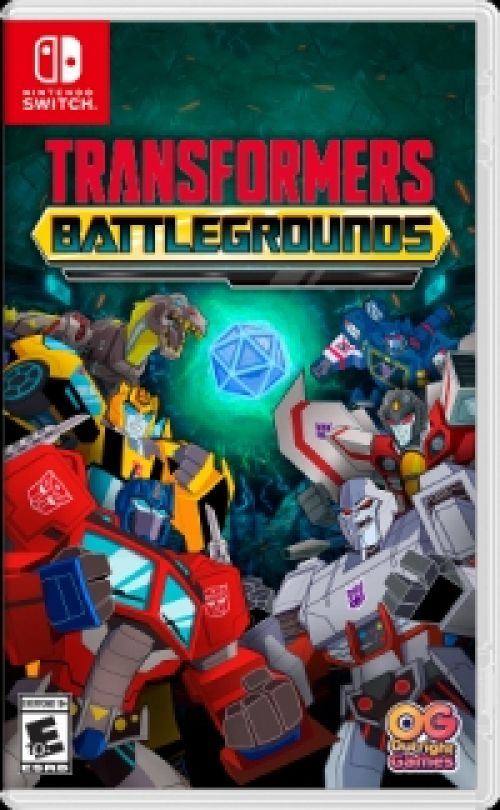 Transformers: Battlegrounds (Nintendon Switch)