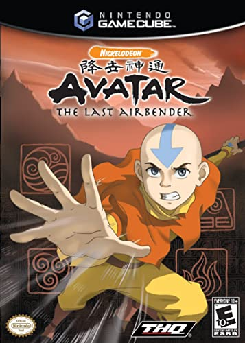 Avatar the Last Airbender (Gamecube)