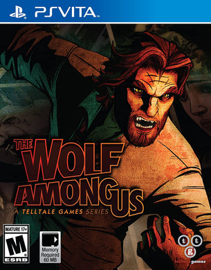 Wolf Among Us (Playstation Vita / PSVITA)