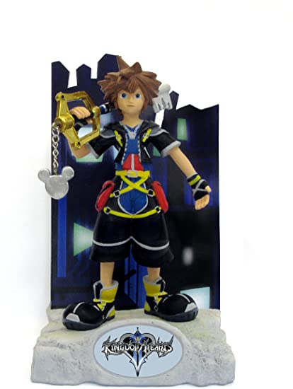 Sora Resin Figure [Kingdom Hearts 2]