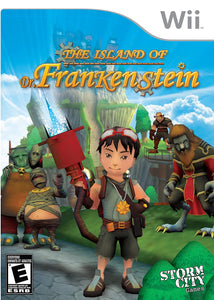 The Island of Dr. Frankenstein (Wii)