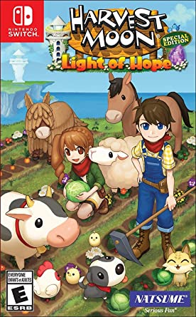 Harvest Moon Light Of Hope [Special Edition] (Nintendo Switch)
