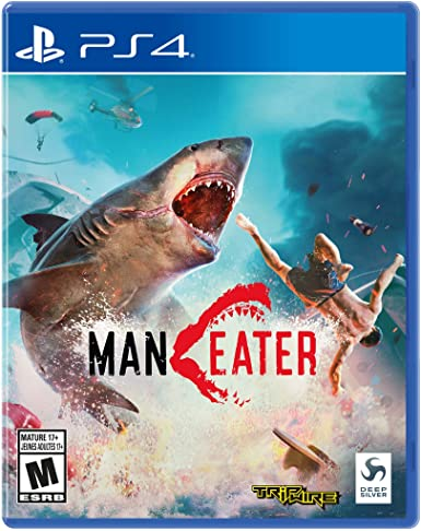 Maneater (Playstation 4 / PS4)