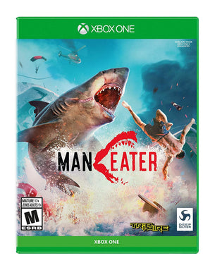 Maneater (Xbox One)