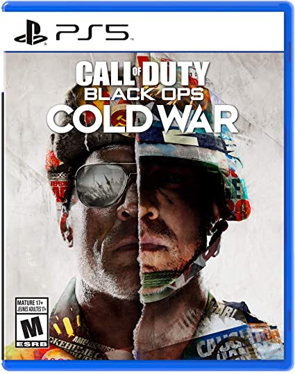 Call Of Duty: Black Ops Cold War (Playstation 5 / PS5)