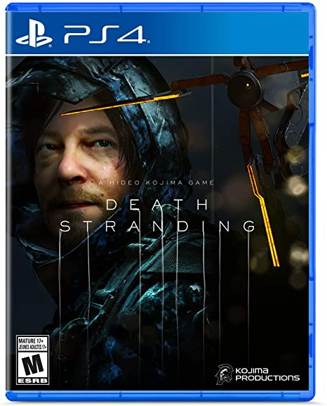 Death Stranding (Playstation 4 / PS4)