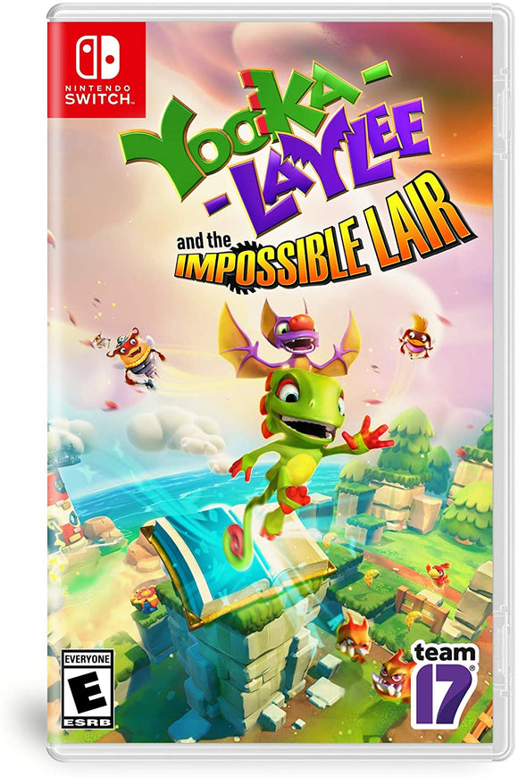 Yooka-Laylee: The Impossible Lair (Nintendo Switch)