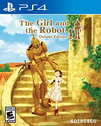 The Girl And The Robot Deluxe Edition (Playstation 4 / PS4)