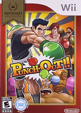 Punch-Out [Nintendo Selects] (Wii)