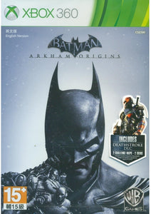 Batman Arkham Origins (JP Import) (Xbox 360)