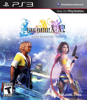 Final Fantasy X X-2 HD Remaster (Playstation 3 / PS3)
