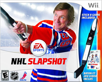 NHL Slapshot Bundle (Wii)