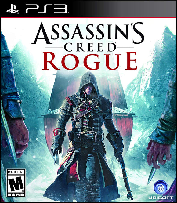 Assassin's Creed: Rogue (neuf / new) (Playstation 3 / PS3)