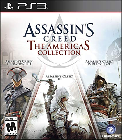 Assassin's Creed: The Americas Collection (Playstation 3 / PS3)