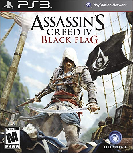 Assassin's Creed IV: Black Flag (neuf / new) (Playstation 3 / PS3)