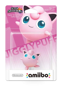 Jigglypuff - Super Smash Series (Amiibo)
