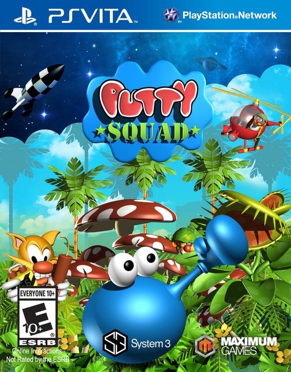 Putty Squad (Playstation Vita / PSVITA)