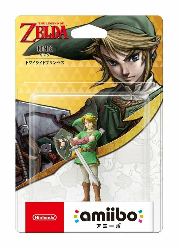Link - Twilight Princess (JP Import) (Amiibo)