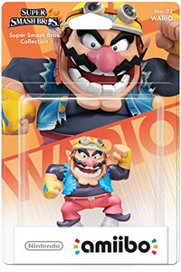 Wario - Super Smash Series (Amiibo)
