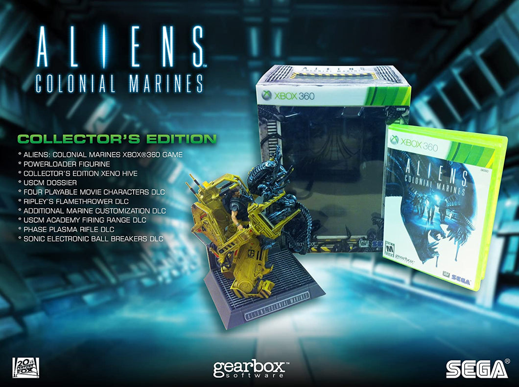 Aliens Colonial Marines [Collector's Edition] (Xbox 360)