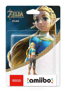 Zelda - Breath of the Wild (Amiibo)