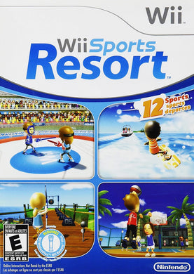 Wii Sports Resort 1 Wii MotionPlus Bundle (Wii)