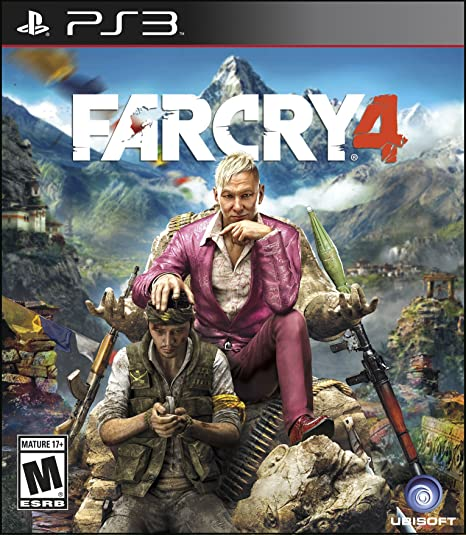 Far Cry 4 (Playstation 3 / PS3)