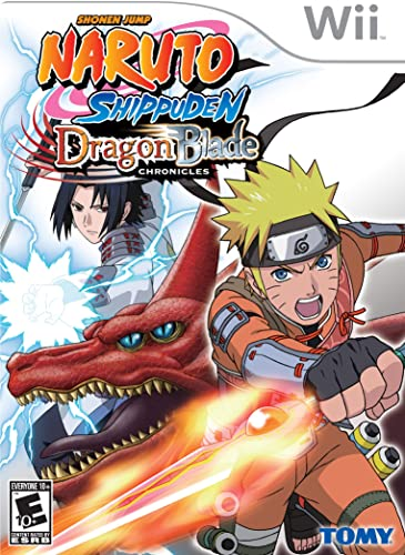 Naruto Shippuden: Dragon Blade Chronicles (Wii)