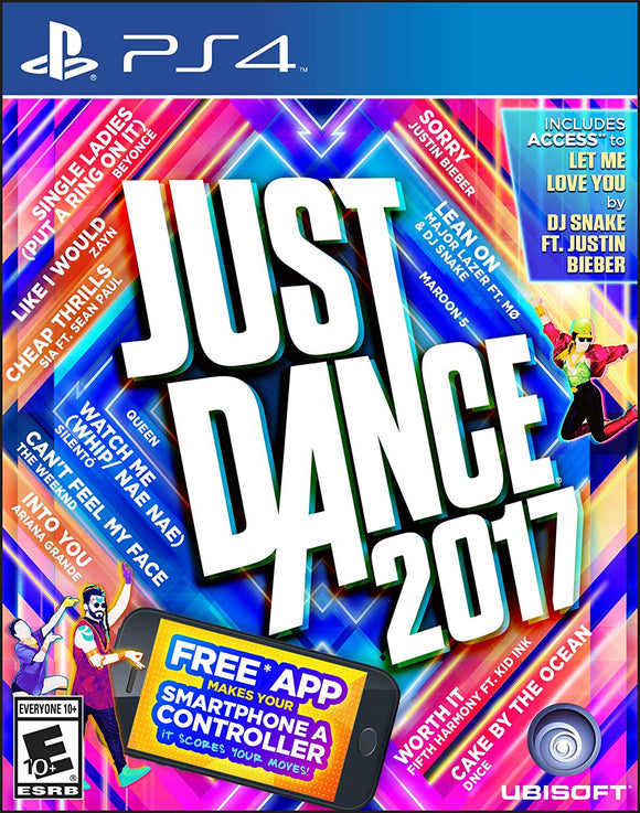 Just Dance 2017 (Playstation 4 / PS4)