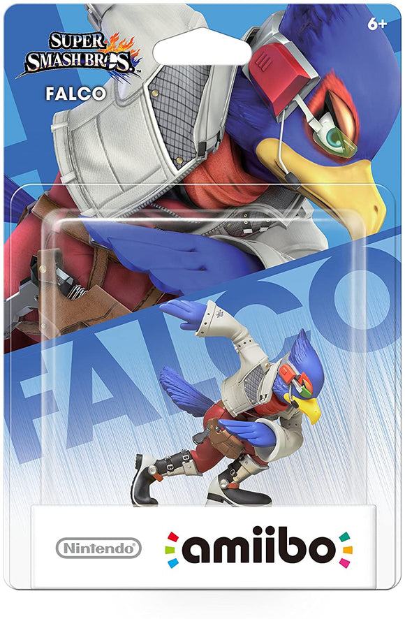 Falco - Super Smash Series (Amiibo)