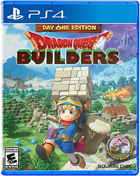 Dragon Quest Builders (Playstation 4 / PS4)