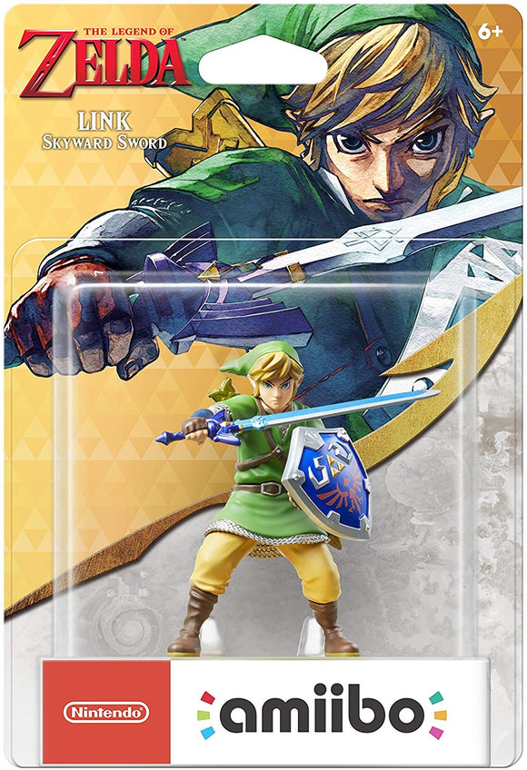 Link - Skyward Sword (Amiibo)