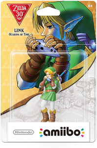 Link - Ocarina of Time Series (Amiibo)