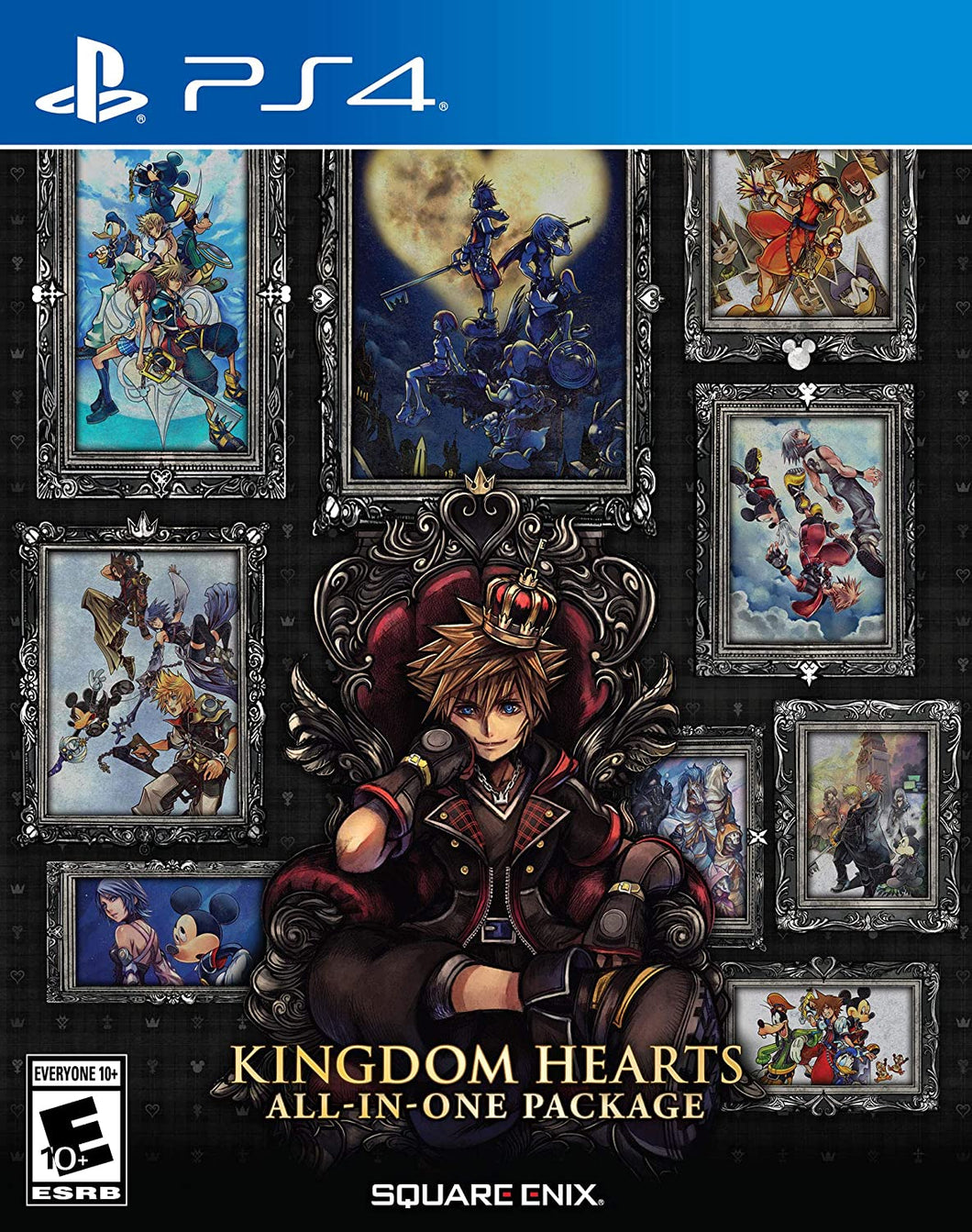 Kingdom Hearts All In One (Playstation 4 / PS4)