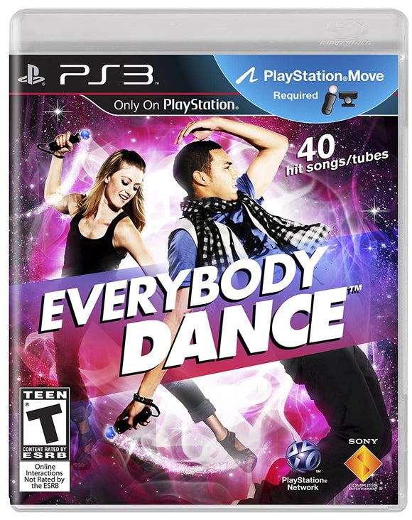 Everybody Dance (Playstation 3 / PS3)