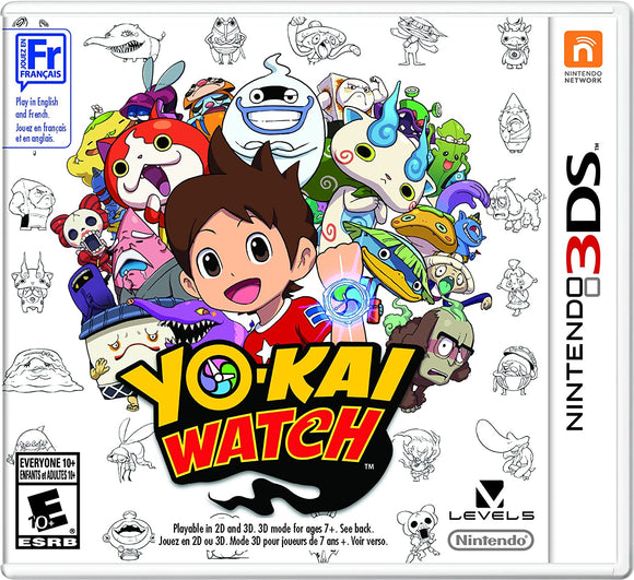 Yo-Kai Watch (Nintendo 3DS)