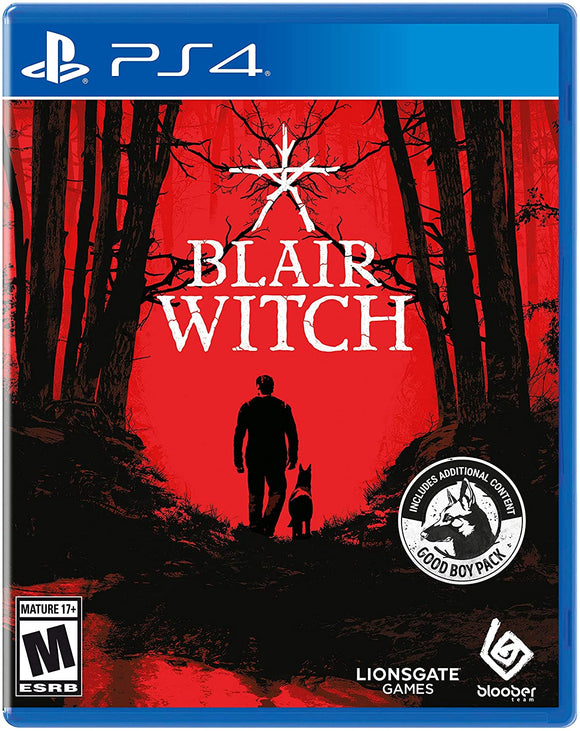 Blair Witch (Playstation 4 / PS4)
