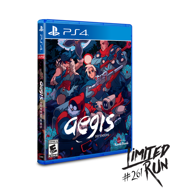 Aegis Defenders [Limited Run] (Playstation 4 / PS4)
