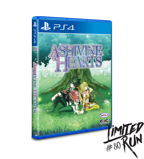 Asdivine Hearts [Limited Run] (Playstation 4 / PS4)