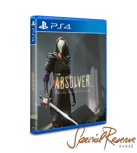 Absolver [Special Reserve] (Playstation 4 / PS4)